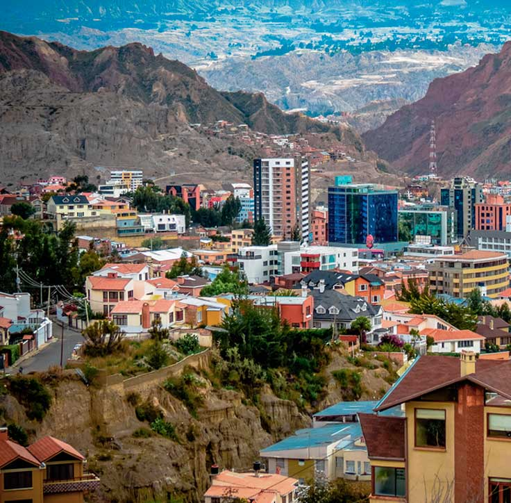 Southern District of La Paz City
